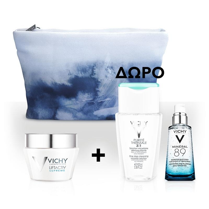 Vichy Liftactiv Supreme για Ξηρές Επιδερμίδες Promo Summer 2017