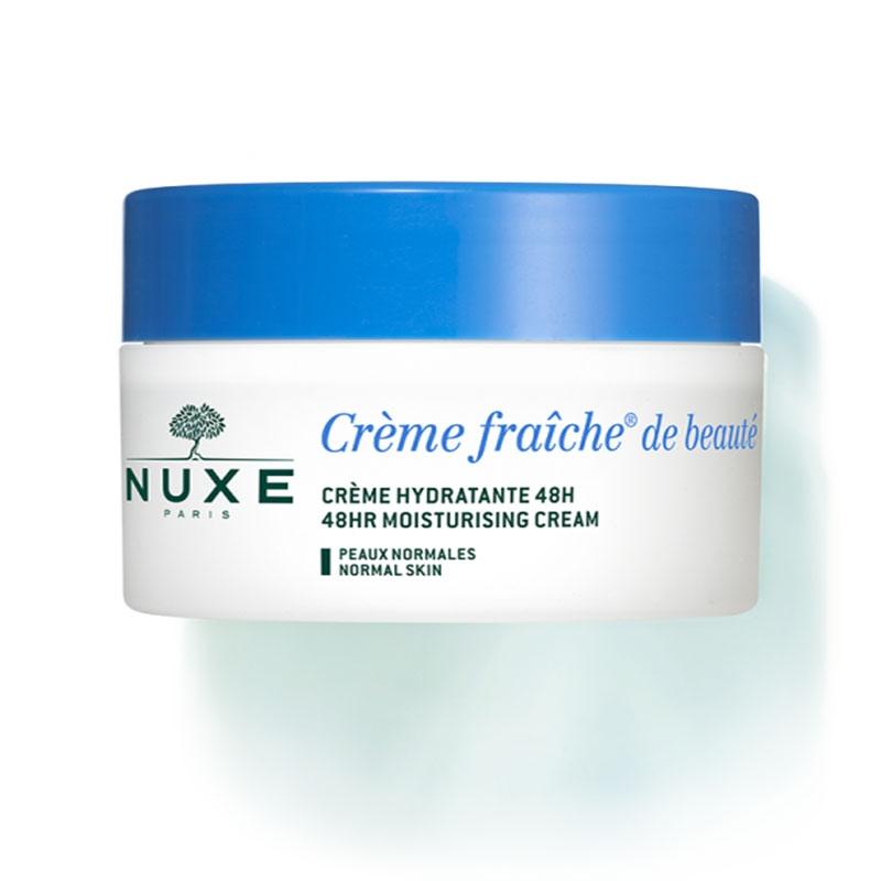 Nuxe Creme Fraiche de Beaute Κρέμα 48ωρης Ενυδάτωσης για Κανoνική Επιδερμίδα 50ml