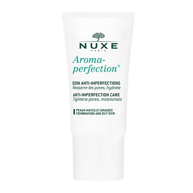 Nuxe Aroma Perfection Soin Κρέμα Προσώπου για Λιπαρά και Μικτά Δέρματα 40ml