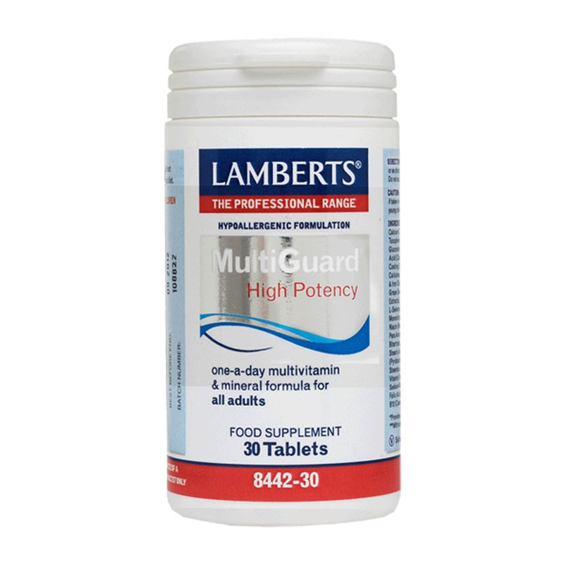 Lamberts Multi-Guard 30 ταμπλέτες