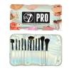 W7 Professional 12 Piece Brush Collection Επαγγελματικά Πινέλα Μακιγιάζ 12τεμ.