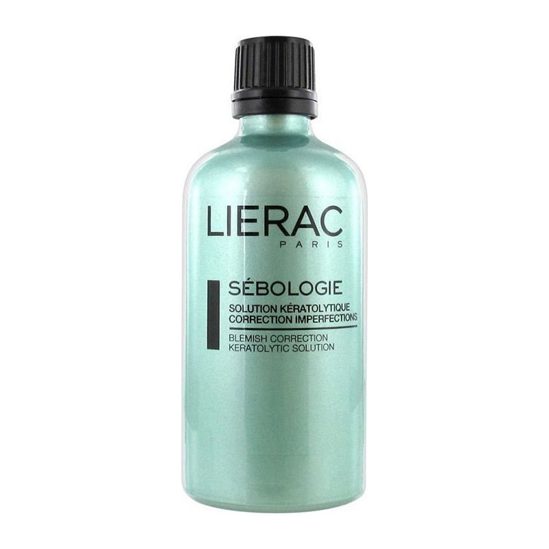 Lierac Sebologie Blemish Correction Keratolytic Solution Διάλυμα για Διόρθωση Ατελειών 100ml