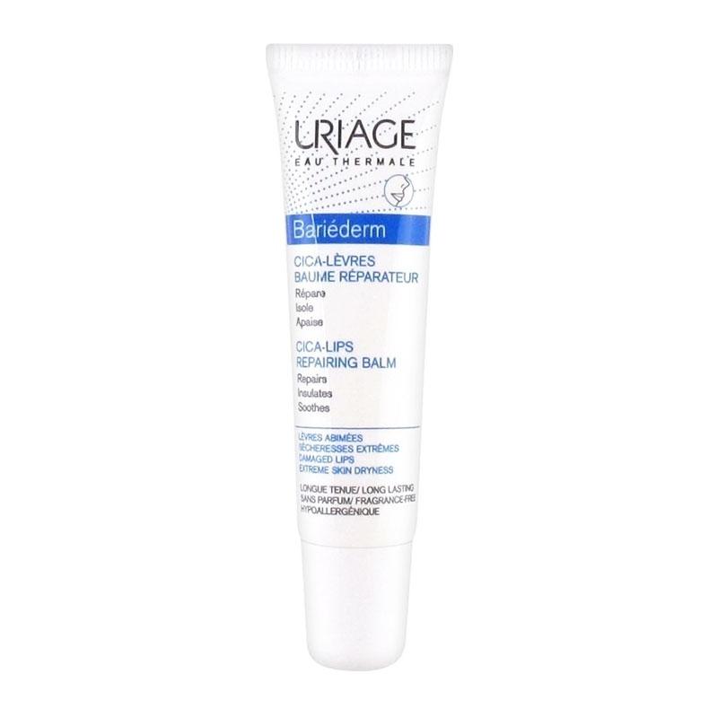 Uriage Bariederm Cica Lips Repairing Balm 15ml