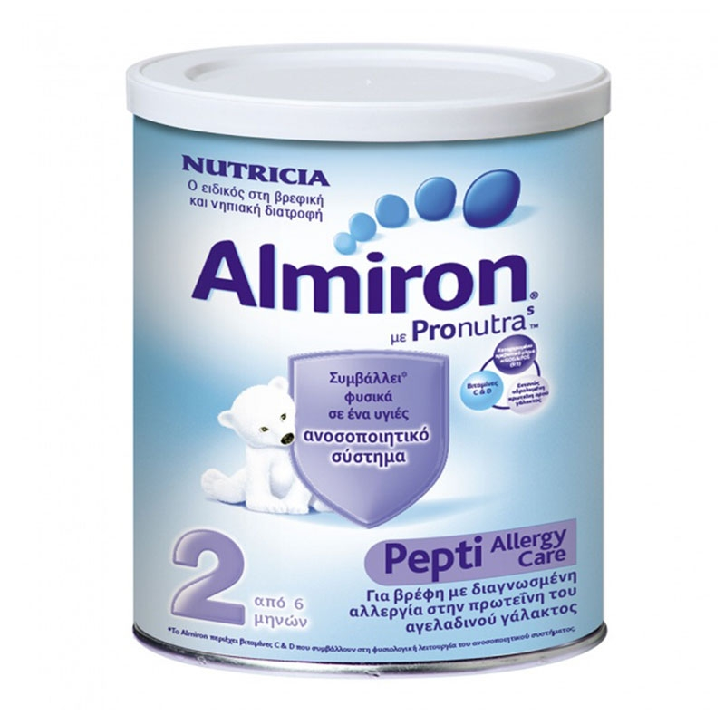 Nutricia Almiron 2 Pepti Allergy Care 450gr