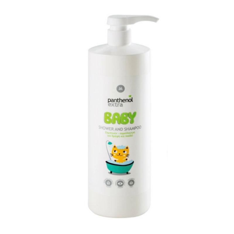 Medisei Panthenol Extra Baby Shampoo & Bath 2 in 1 1Lt