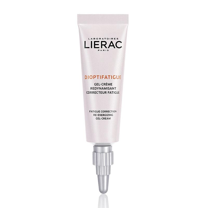 Lierac Dioptifatigue Gel Creme Κρέμα Αναζωογόννησης Για Διόρθωση Της Κούρασης 15ml
