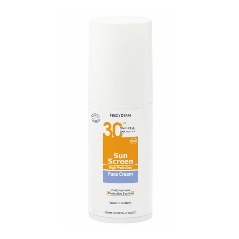 Frezyderm Sun Screen Face Cream SPF30 50ml