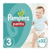 Pampers Πάνες Pants No3 (6-11kg) 32τεμ.