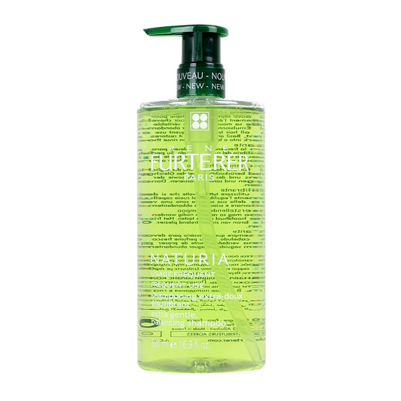 Rene Furterer Naturia Shampooing Extra Doux 500ml
