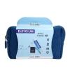 Elgydium Dental Travel Kit Μπλε Νεσεσέρ Ταξιδιού