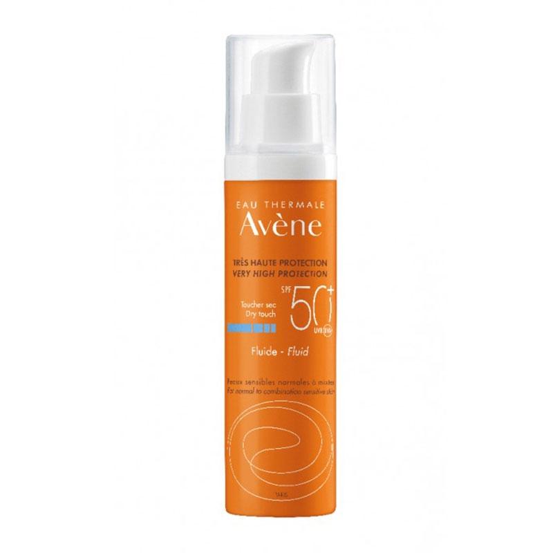 Avene Fluid Dry Touch SPF50+ 50ml