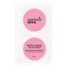 Panthenol Extra Sweet Almond Facial Scrub Κρέμα Έντονης Απολέπισης  με Κόκκους Φλοιού Αμυγδάλου 2x8ml