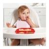 Lil' Apple Plates Πιατάκια Φαγητού 6m+ 3τεμ.