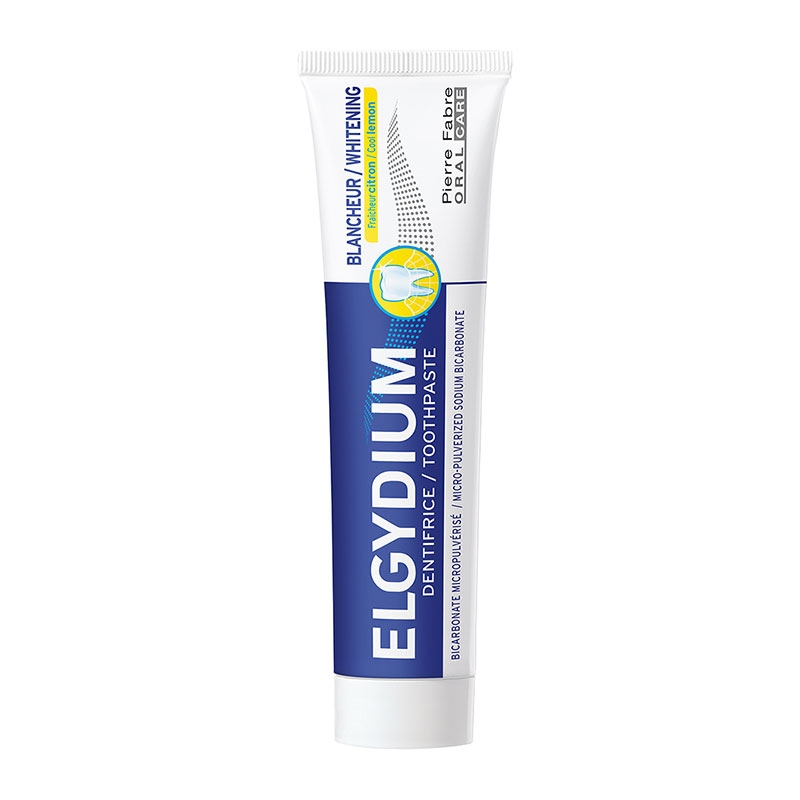 Elgydium Οδοντόκρεμα Whitening Cool Lemon 75ml