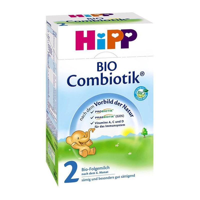 Hipp Bio Combiotic 2 Γάλα 600gr