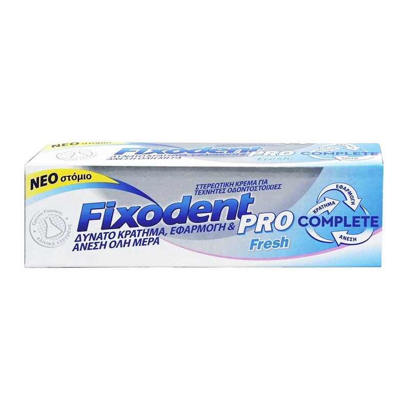 Fixodent Pro Fresh Complete 47gr