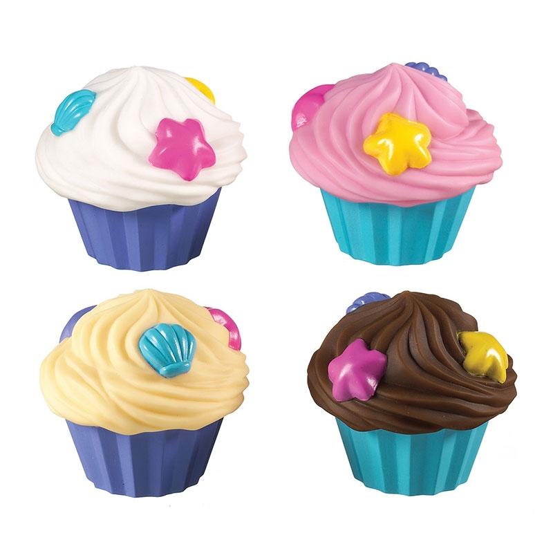 Munchkin Cupcakes Μπουγελόφατσες 9m+ 4τεμ.