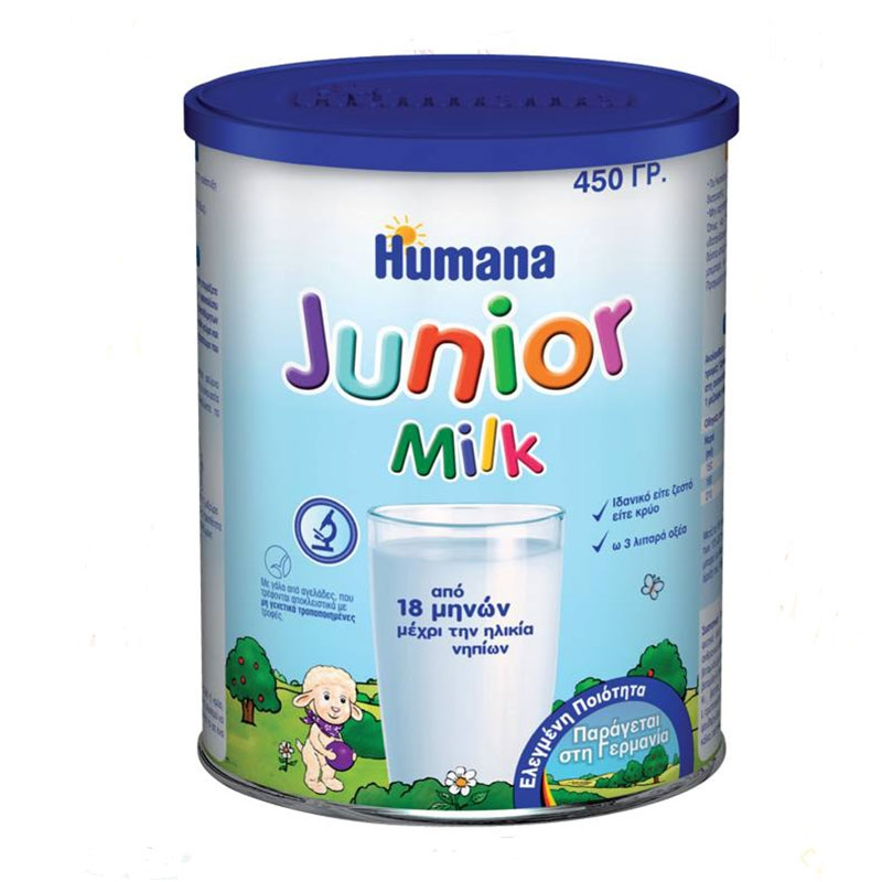 Humana Junior Milk 450gr