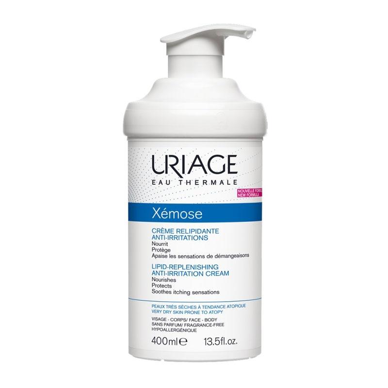 Uriage Xemose Creme Relipidante Anti Irritations 400ml