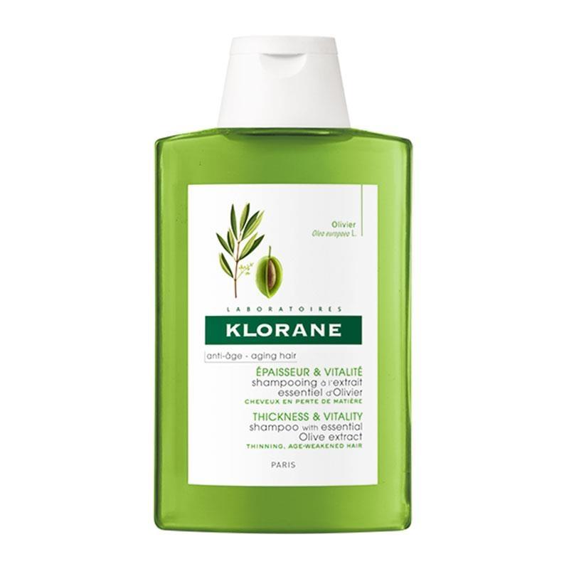 "Klorane Shampooing A L"" Extrait Essentiel D""olivier 400ml"