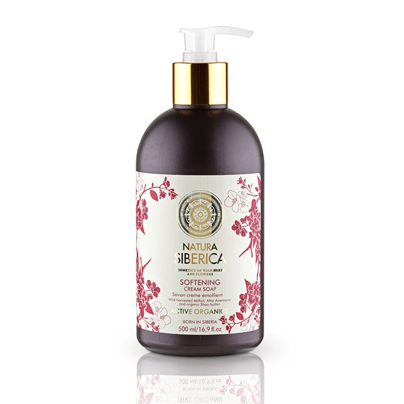 Natura Siberica Κρεμοσάπουνο Softening Cream Soap 500ml