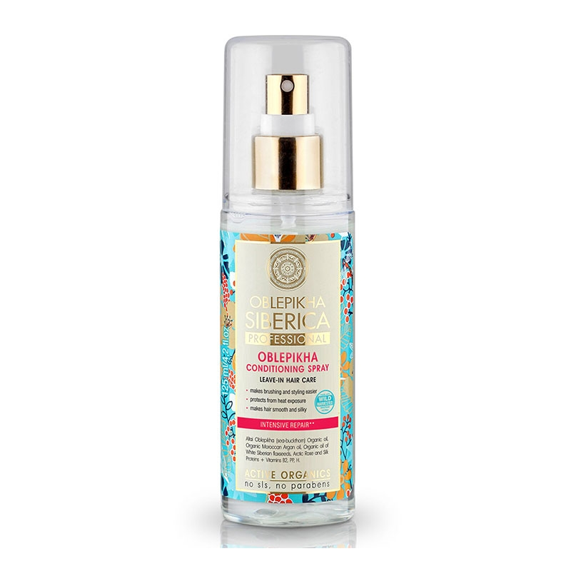 Natura Siberica Οblepikha Conditioning Spray 125ml