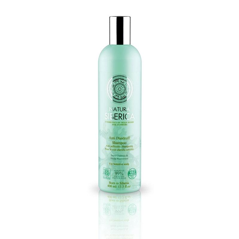Natura Siberica Anti-dandruff Shampoo Σαμπουάν Κατά της Πιτυρίδας Ευαίσθητο Δέρμα 400 ml