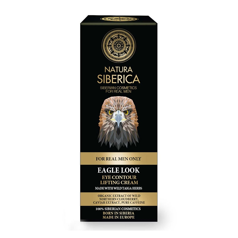 Natura Siberica Men Eagle Eye Look Κρέμα Ματιών Lifting 30ml