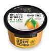 Natura Siberica Organic Shop Sicilian Orange Πορτοκάλι Scrub Σώματος 250ml