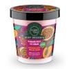 Natura Siberica Organic Shop Body Desserts Summer Fruit Ice Cream Καθαριστικό Peeling Σώματος 450 ml