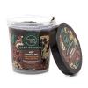 Natura Siberica Organic Shop Body Desserts Ζεστή Σοκολάτα Θερμαντικό Απολεπιστικό Σώματος 450ml
