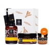 Apivita Royal Honey Shower Gel 300ml & Rich Moisturizing Body Cream 200ml & Δώρο Apigea Μέλι 160γρ