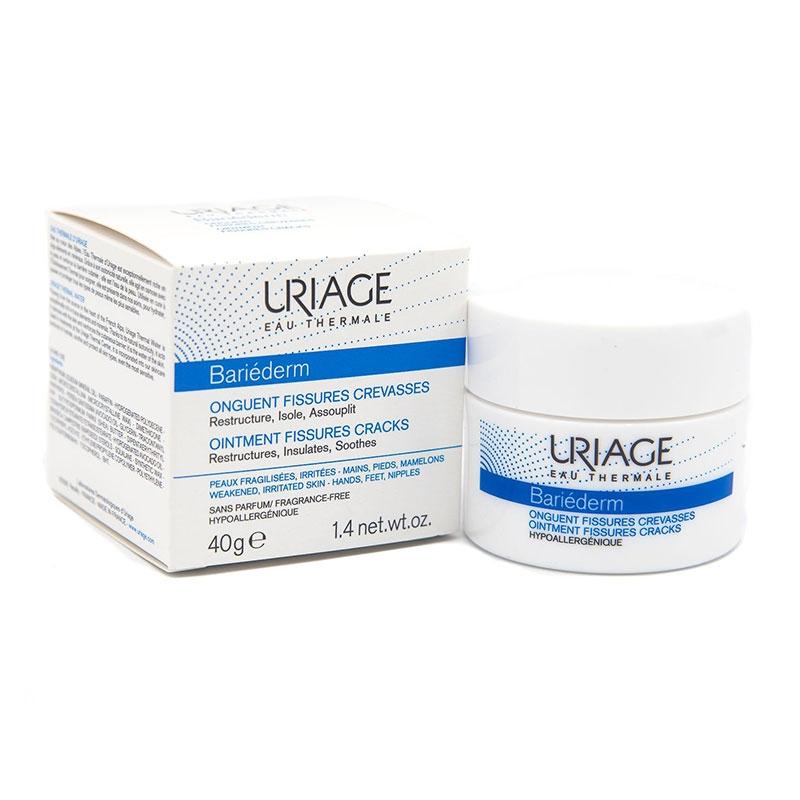 Uriage Bariederm Ointment Fissures Cracks 40gr