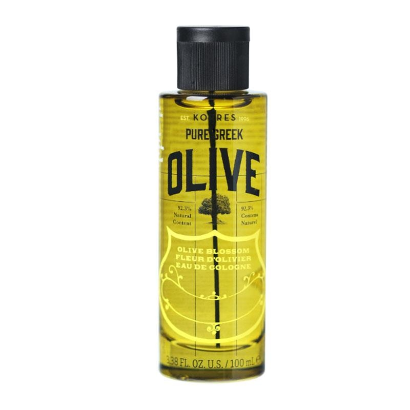 Korres Pure Greek Olive Άνθη Ελιάς Eau de Cologne 100ml