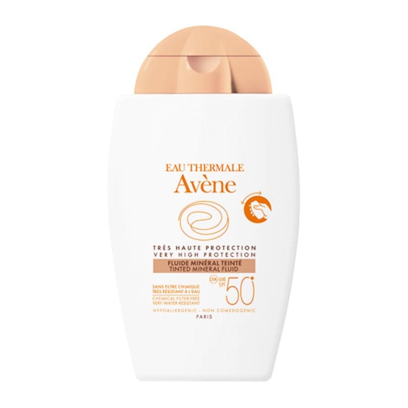 Avene Eau Thermale Fluide Mineral Teinte SPF50 40ml