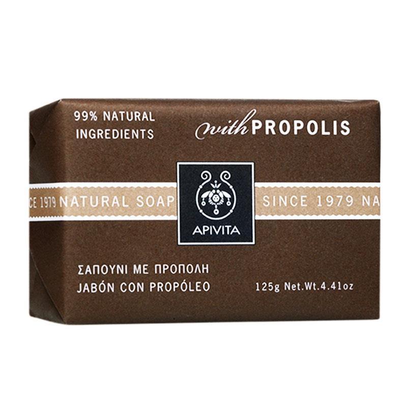 Apivita Natural Soap με Πρόπολη 125gr