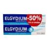 Elgydium Anti-plaque 2x100ml