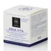 Apivita Aqua Vita Κρέμα Εντατικής Ενυδάτωσης με Φυτοενδορφίνες Λυγαριάς για Κανονικές/Ξηρές Επιδερμίδες 50ml