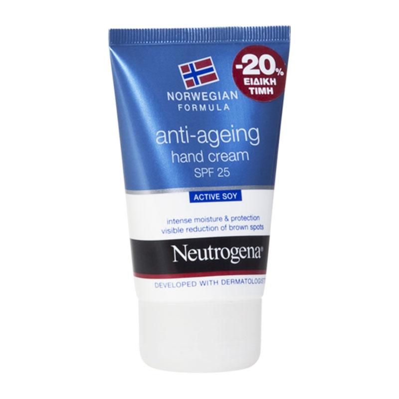 Neutrogena Norwegian Anti Ageing Hand Cream SPF25 50ml