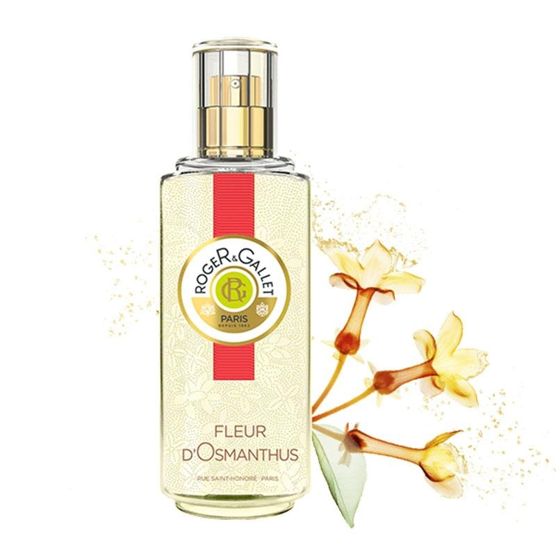 "Roger & Gallet Fleur d"" Osmanthus Fresh Fragrant Water 30ml"