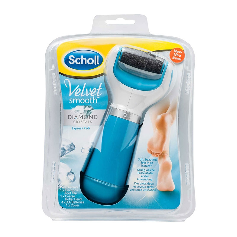 Dr. Scholl's Velvet Smooth 1τεμ.