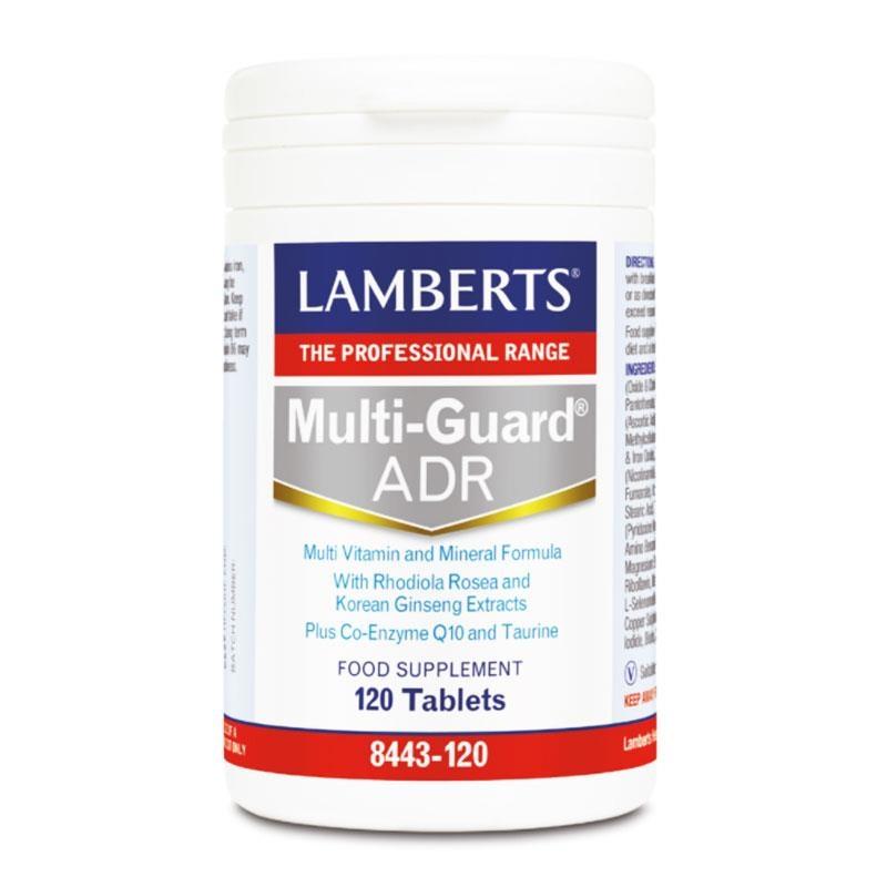 Lamberts Multi Guard ADR 120 ταμπλέτες
