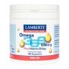 Lamberts Omega 3-6-9 1200mg + Vitamin D3 5μg 120caps