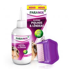 Paranix Shampoo 200ml & Χτένα
