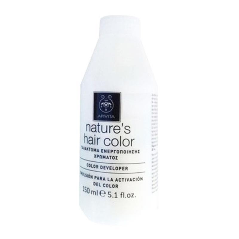 Apivita Nature's Hair Color Professional 10 Volume Γαλάκτωμα Ενεργοποίησης Χρώματος 150ml