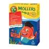 Moller`s Omega 3 για Παιδιά 36 ζελεδάκια Φράουλα