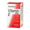 Health Aid Vitamin E 200 iu 134mg 60 caps