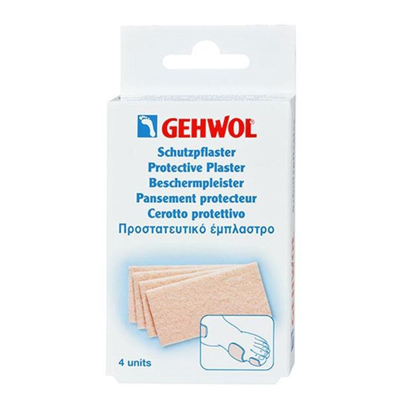 Gehwol Protective Plaster Thick Προστατευτικό Έμπλαστρο 4τεμ.