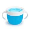 Munchkin Ποτηράκι - Δοχείο για Σνακ Μπλε 12m+ 1τεμ.