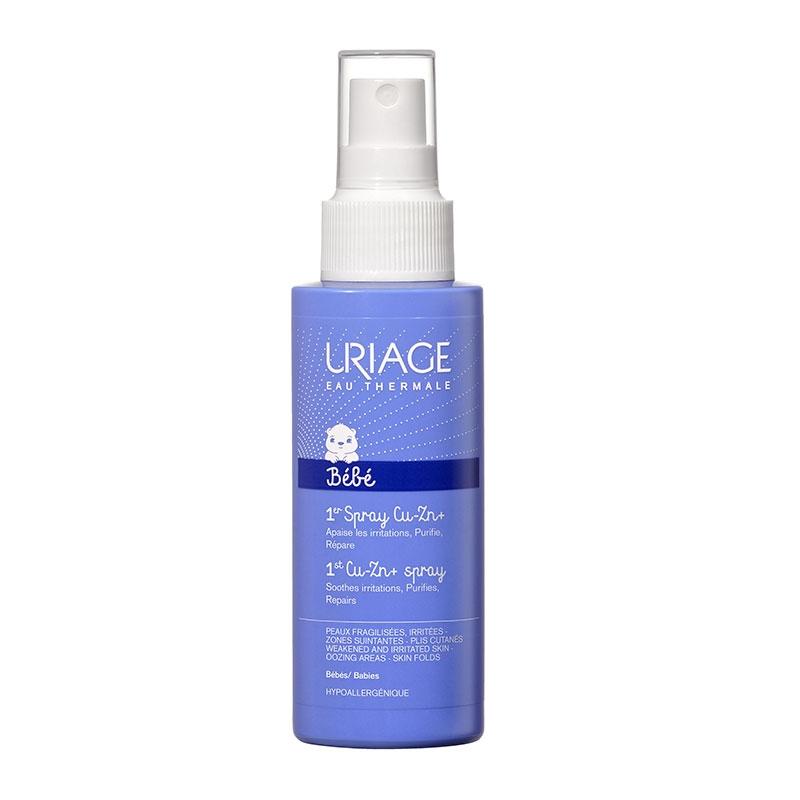 Uriage Bebe Cu-Zn+ Anti-Irritation Spray 100ml